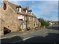 NT9333 : The Red Lion Inn at Milfield in Northumberland by James Denham