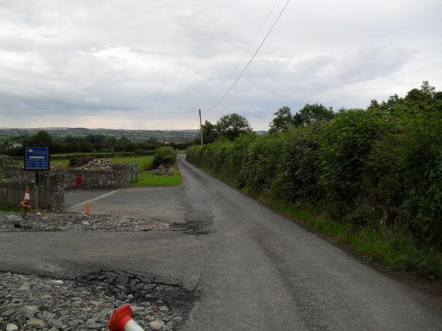 Brookside Road, Clontanagullion