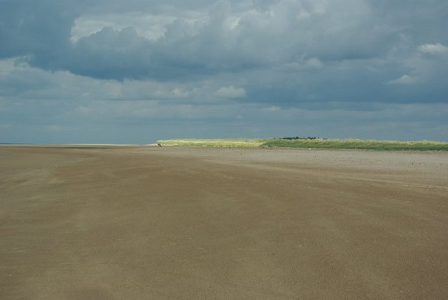Holme beach and dunes