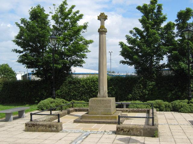 War Memorial, New Shildon