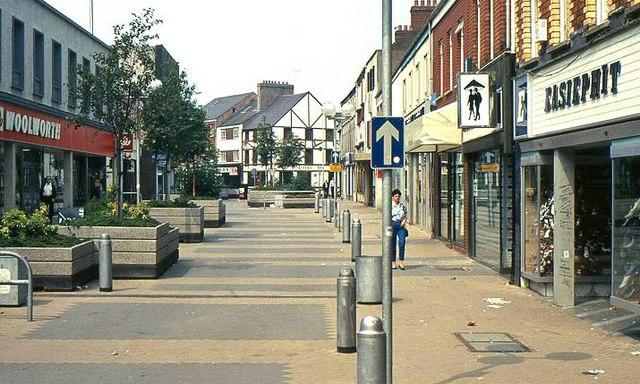 Bow Street, Lisburn (1983)