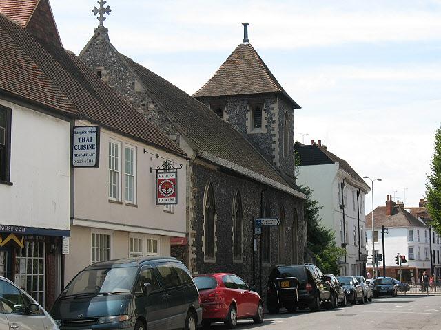 St Paul's church and parish centre, Canterbury