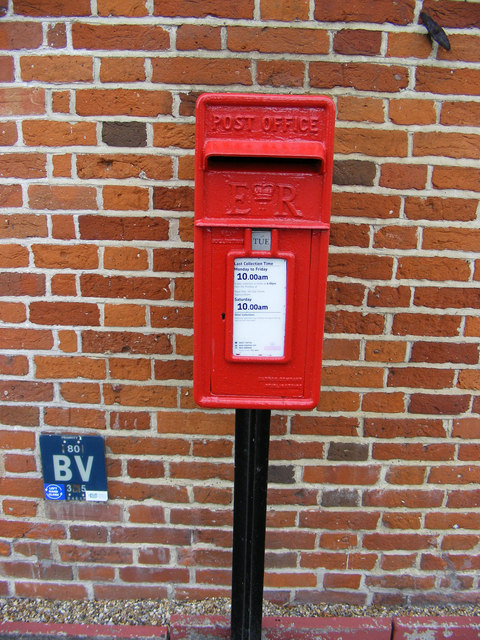 Corner Cottage Postbox