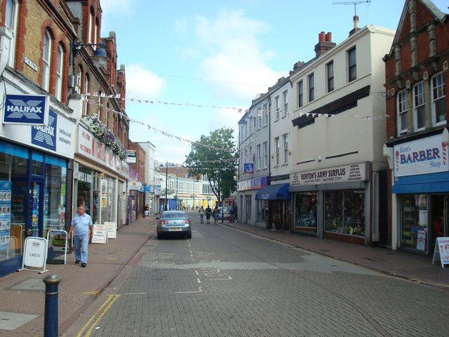 Hythe Street, Dartford