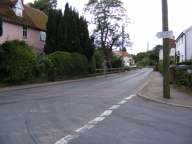 A1120 Hackney Road, Peasenhall