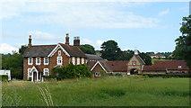 TQ1549 : Sondesplace Farm, Dorking, Surrey by Peter Trimming