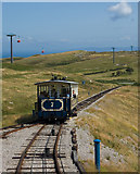 SH7683 : Great Orme Tramway, Llandudno by Paul Harrop