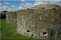 TR3752 : Deal Castle by Philip Halling