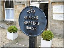 SP0202 : Friends Meeting House Thomas Street by Peter Watkins