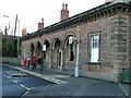 SE8048 : Pocklington Station by James Wells