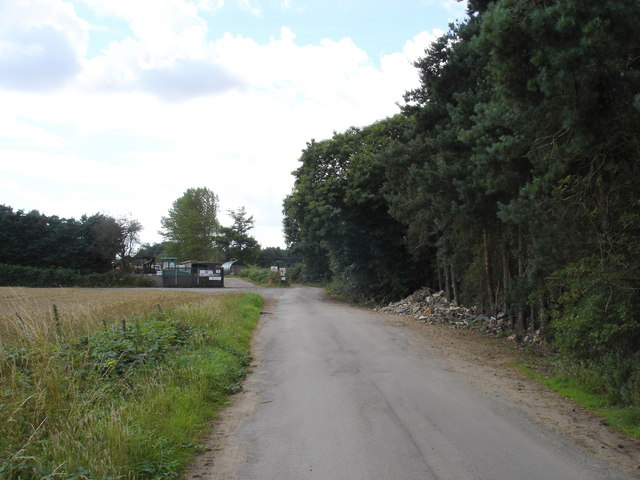 Byway to Sutton Common