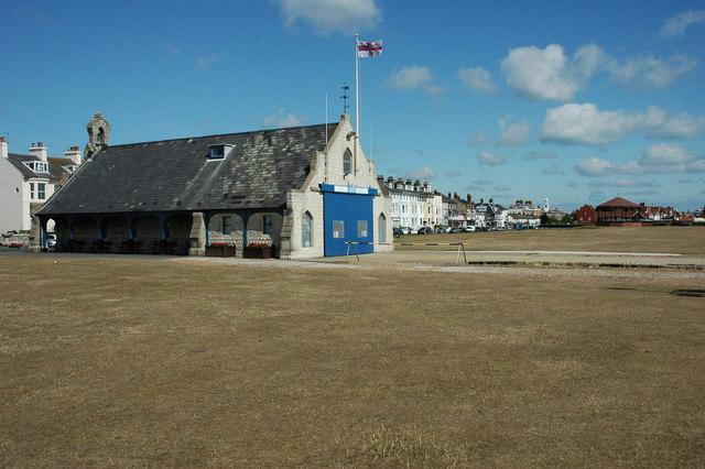 Walmer RNLI Lifeboat Station