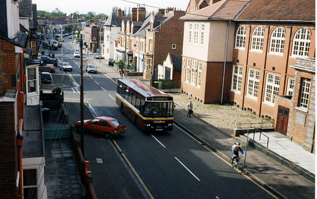 Queens Road, Leicester
