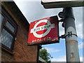 SP9601 : Old Bus Stop, Chesham, Bucks by David Hillas