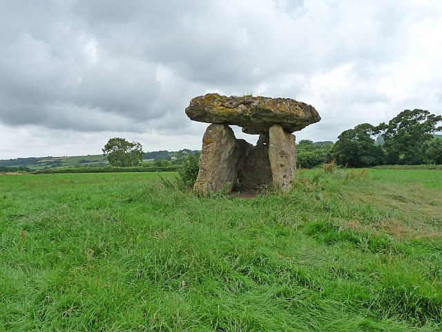 St Lythans burial chamber [1]
