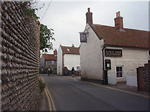 TG0243 : King's Arms, High Street by Jay Haywood