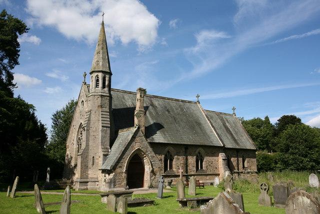 St. Mary's Church, Whorlton