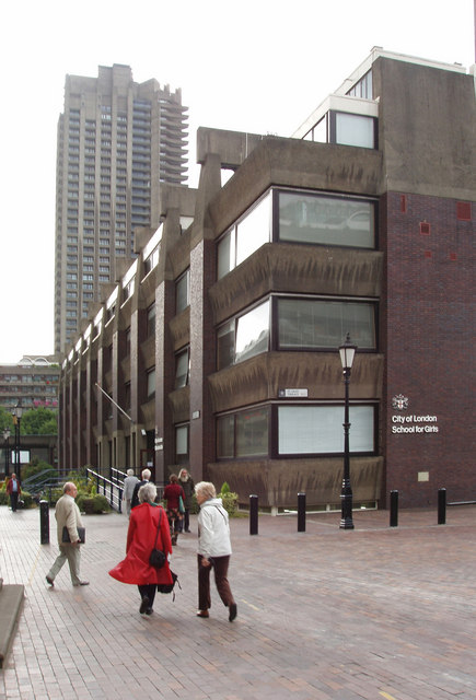City Of London School For Girls C David Hawgood Geograph Britain And Ireland