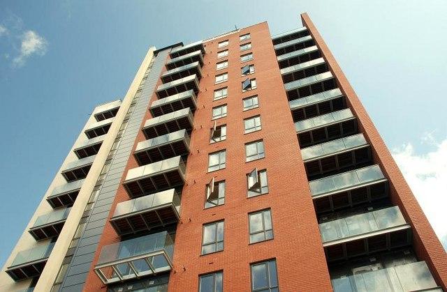 Pilot Street apartments, Belfast (2)