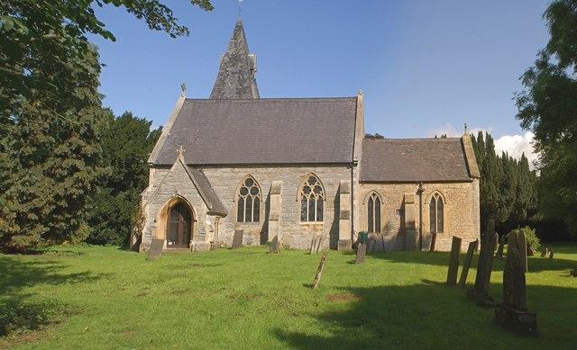 Gonalston parish church