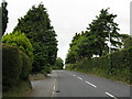 SN1201 : Narberth Road, Looking North by Peter Whatley