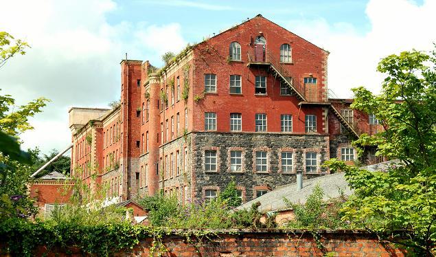 Former Barbour's Mill, Hilden (2)