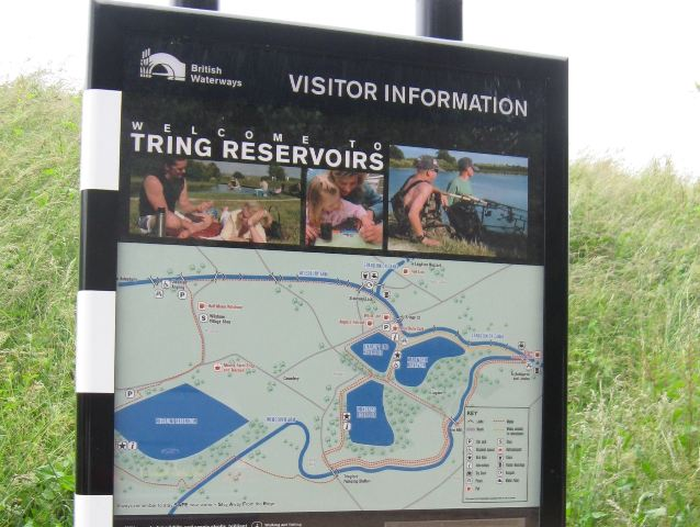 Canal and Reservoir Information – Tring Area