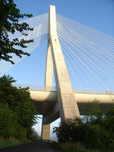 The M1 Boyne Bridge, near Drogheda, Co. Louth