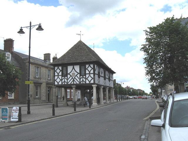Wootton Bassett  High Street