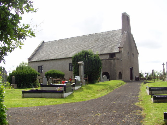 Middle Church, Ballinderry