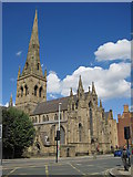 SJ8298 : The Cathedral Church of St John the Evangelist by Sue Adair