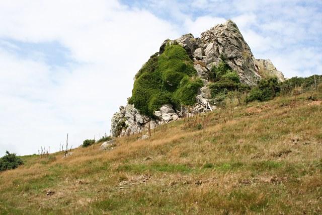 St Anchorite's Rock