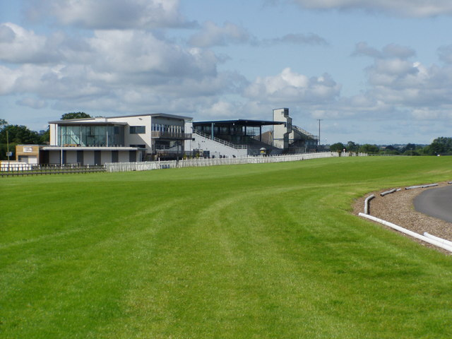 Down Royal Grandstand
