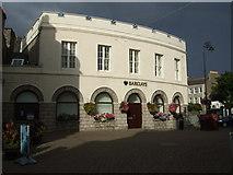 SC2667 : Barclays Bank Castletown by Richard Hoare