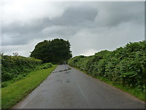SX7379 : Dartmoor National Park : Moorland Road by Lewis Clarke