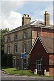 SU7037 : House at Chawton, Hampshire by Peter Trimming