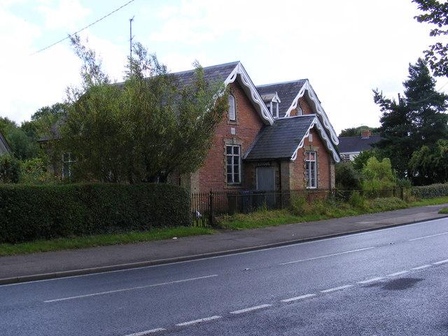 The Old School, Yoxford