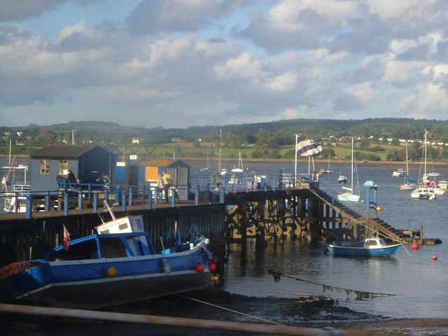 Starcross jetty
