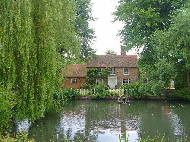 Pond, Kidmore End