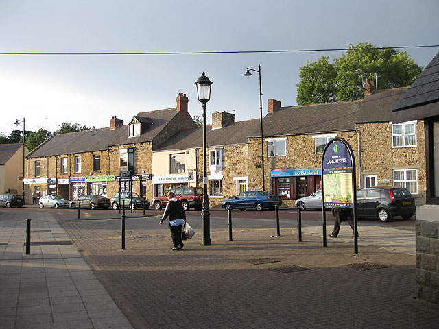 Front Street, Lanchester