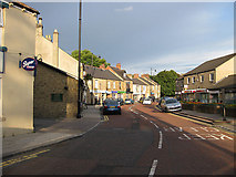 NZ1647 : Early evening in Front Street, Lanchester by Pauline E