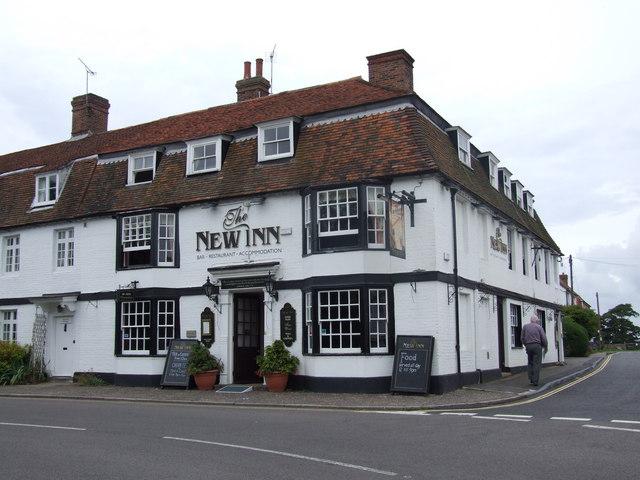 The New Inn, Winchelsea