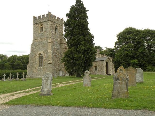 Holy Trinity: the parish church of Chrishall