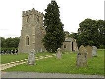 TL4538 : Holy Trinity: the parish church of Chrishall by Robert Edwards