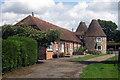 TQ9051 : The Oasts, Ashford Road, Lenham, Kent by Oast House Archive