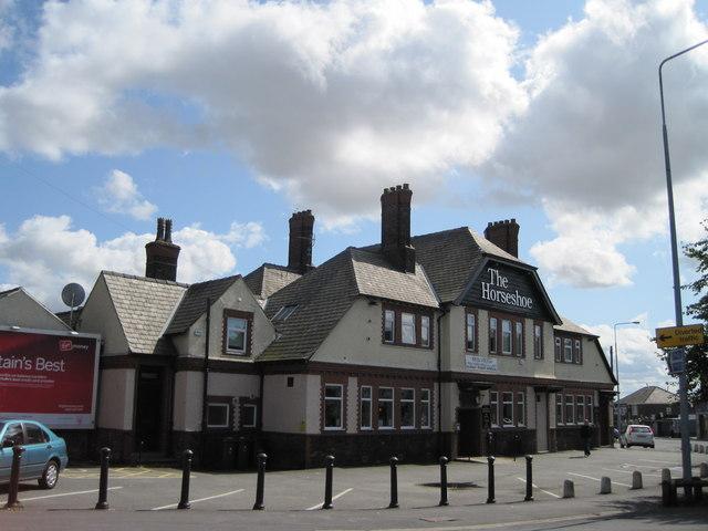 The Horseshoe Inn, Whiston
