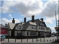 SJ4690 : The Horseshoe Inn, Whiston by Sue Adair