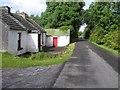 G8656 : Road at Derryherk by Kenneth  Allen