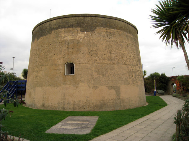 Martello Tower number 73, The Wish Tower, Eastbourne