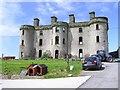 G8462 : Wardtown Castle by Kenneth  Allen